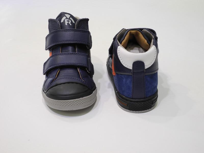 Chaussures montante cuir  - Voir en grand