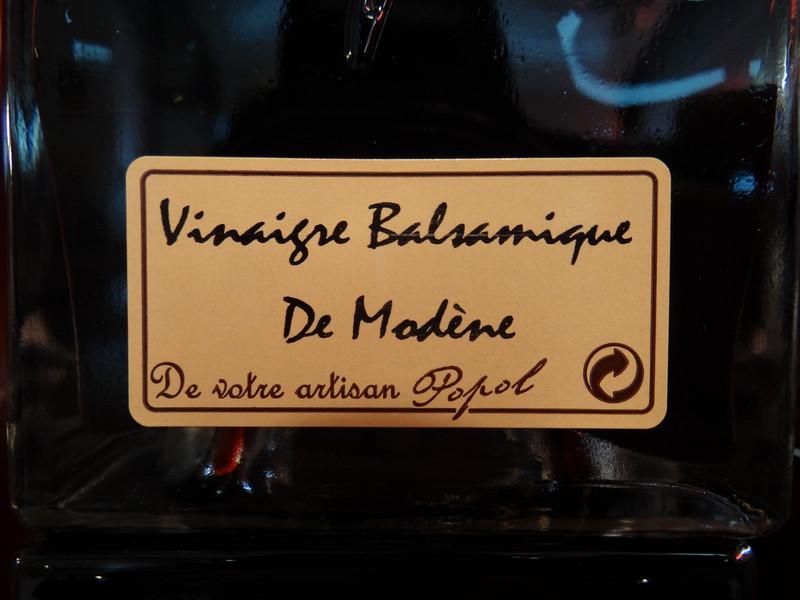 Vinaigre Balsamique - Voir en grand