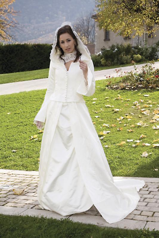 Robe De Mariée Modulable Veloute Dange Grenoble