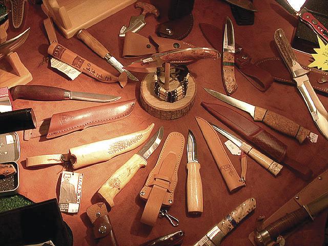 Coutellerie - couteaux de chasse - COUTELLERIE - ARCHERY WORKSHOP (AW) - Voir en grand