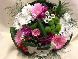 Bouquets ronds - Voir en grand