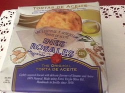 TORTAS INES ROSALES - CONFISERIE ESPAGNOLE - LA COCINA, Saveurs d'Espagne - Voir en grand