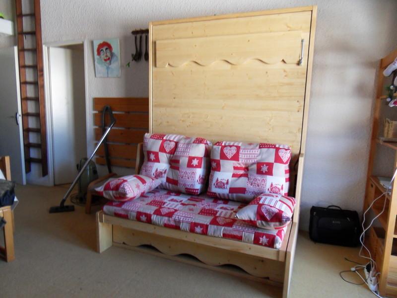 lit relevable avec banquettes 2 VERCORS LITERIE