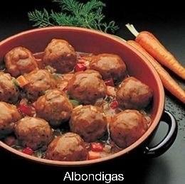 Albondigas - PLATS ESPAGNOLS MAISON - LA COCINA, Saveurs d'Espagne - Voir en grand