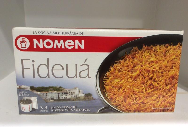 Fideuà Nomen - RIZ & PATES - LA COCINA, Saveurs d'Espagne - Voir en grand