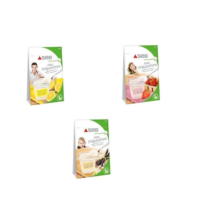 Ferments lactiques yaourti re multi d lices yg6528 seb mena isere service pi ces d tach es - Seb yaourtiere multi delice ...