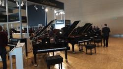 GAMME PIANOS QUEUES BLÜTHNER - Voir en grand