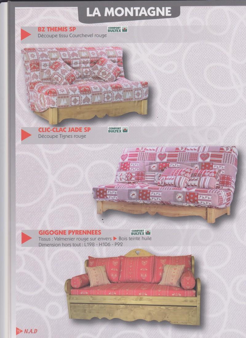 les bz clic clac rapido chez vercors lterie montagne vercors literie. Black Bedroom Furniture Sets. Home Design Ideas