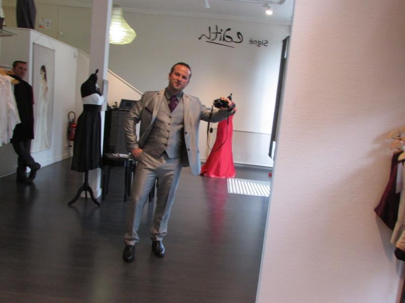 costume homme deux pièces grenoble - Création Signé Edith 0276a02c25c