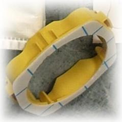 Adaptateur réutilisable pour sacs aspirateur endura wonderbag universal toutes marques - Voir en grand