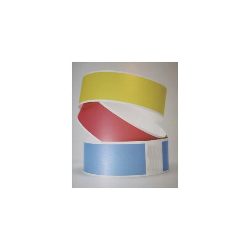 bracelet sportif couleur  indechirable personnalises, impression quadri, grenoble - Voir en grand