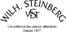 Pianos queues Wilh. Steinberg - Piano queue Steinberg - ART & PIANO - Patrick BLERIOT - Voir en grand