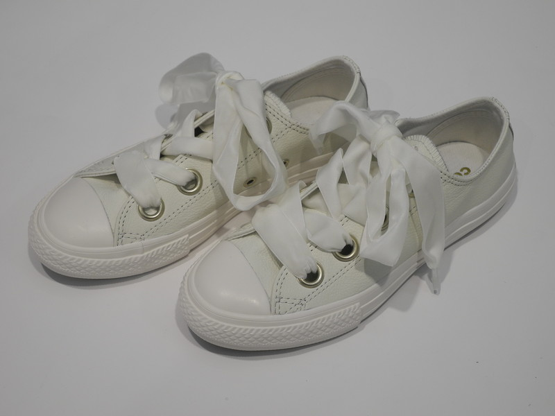 chaussure blanche converse