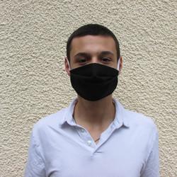 Lot de 10 masques barrières au prix de 49¤