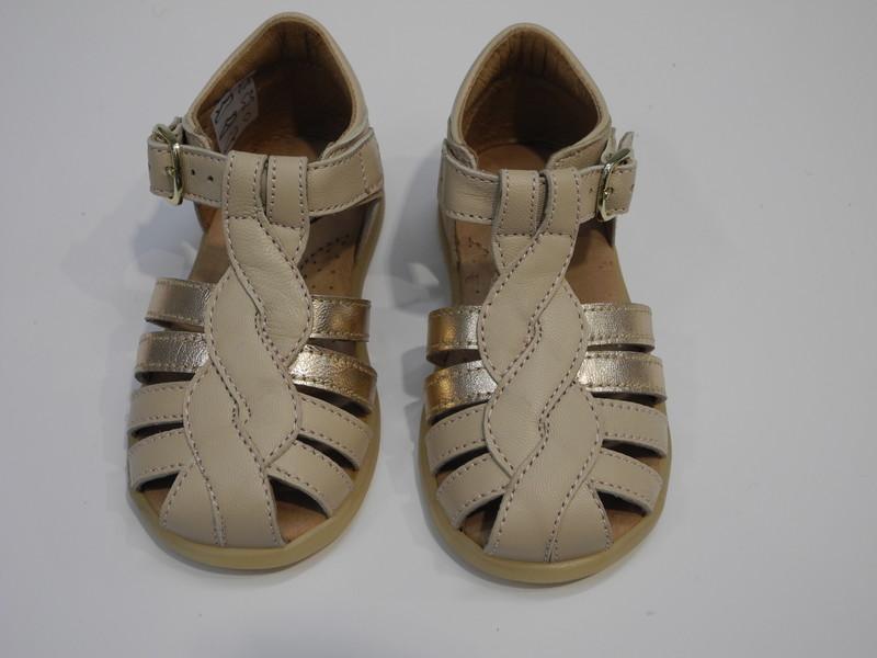 Sandalette FR by ROMAGNOLI - Voir en grand