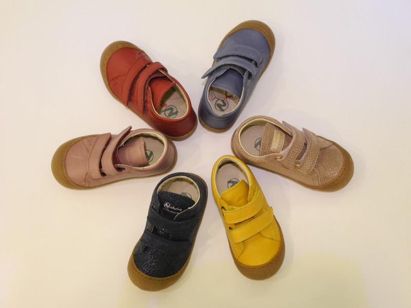 Chaussure bébé souple Naturino/Falcotto - Voir en grand