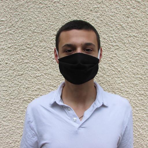 Lot de 10 masques barrières au prix de 49¤ - Voir en grand