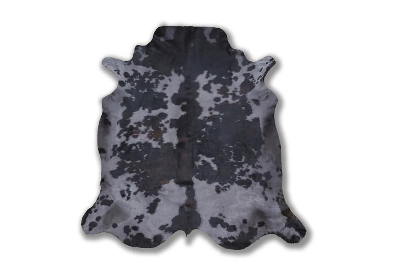 Peau de vache grise - Peaux de vache et tapis - La Petite Boutique - Voir en grand