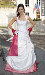 Robe de mariée modulable galaxiel version cérémonie - Voir en grand
