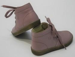 Chaussures montante bébé fille - Voir en grand