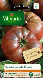 tomate noire de crimee noire russe vilmorin graine semence potager sachet semis - Voir en grand