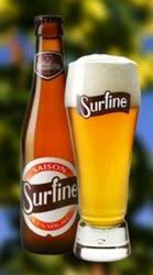 VERRE SURFINE 25CL - VERRES A BIERES/ACCESSOIRS - La bulle grenobloise - Voir en grand