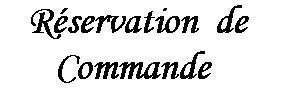 reglement d'arrhes pour reservation de commande -  - MENA ISERE SERVICE - Pièces détachées et accessoires électroménager - Voir en grand