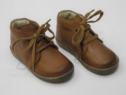 Chaussure montante brun - Voir en grand