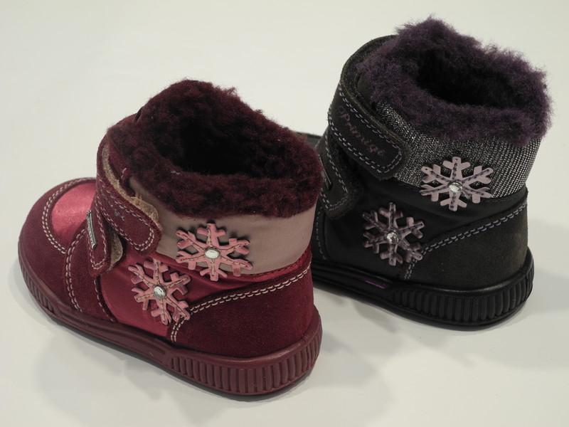 Chaussures hiver chaude et étanche - Voir en grand