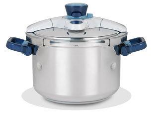 Cocotte clipso 4 control seb bleu poign e joint minuteur - Cocotte minute seb clipso 6 litres ...
