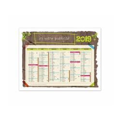 CALENDRIER  2019, A4, charmant calendrier Original, naturel végétal, amalgame grenoble - Voir en grand