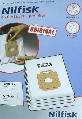 detailed pictures cheaper buy popular Sacs à poussière pochettes aspirateur Nilfisk Extreme
