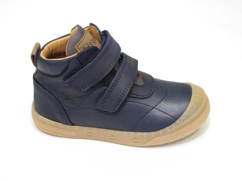 Chaussure velcros automne/hiver - Voir en grand