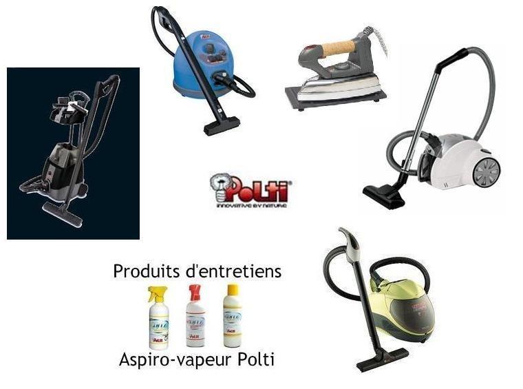 Polti pieces détachées et accessoires pour le vaporetto