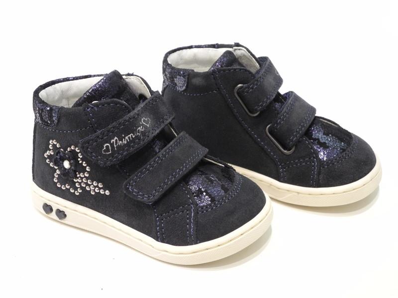 Chaussure montante bébé fille - Voir en grand