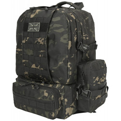 SAC A DOS EXPEDITION 50L KOMBAT TACTICAL - BAGAGERIE - AER'NESS Security ATM Group