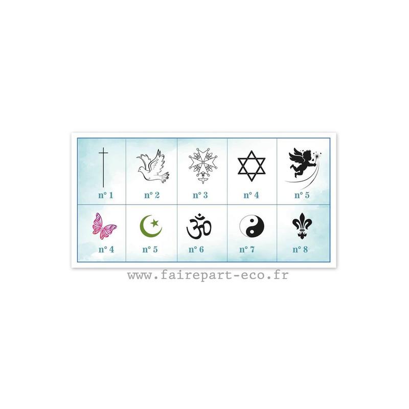 croix de religion, signes religieux coccinelle Grenoble - Voir en grand