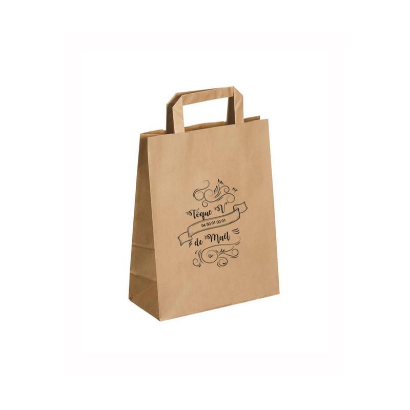 tampon grand format personnalise vos sacs en papiers graveur amalgame grenoble - Voir en grand