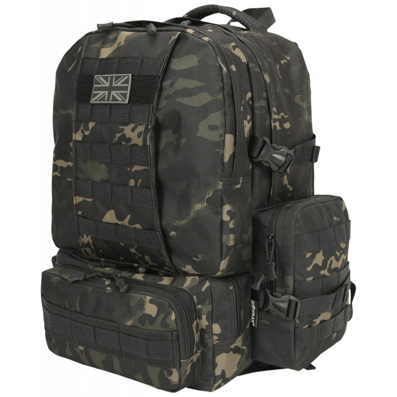 SAC A DOS EXPEDITION 50L KOMBAT TACTICAL - BAGAGERIE - AER'NESS Security ATM Group - Voir en grand