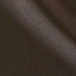 Échantillon de couleur de marron brillant en térylène