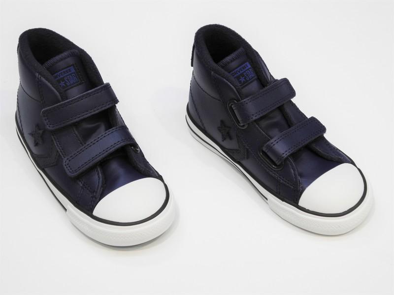 CONVERSE chaussure à chevrons - Voir en grand