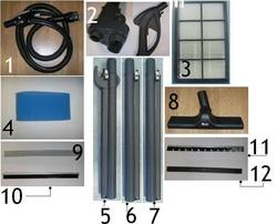 accessoires aspiro vapeur Polti Pièces détachées Lecoaspira - Pièces détachées et accessoires Polti - MENA ISERE SERVICE - Pièces détachées et accessoires électroménager