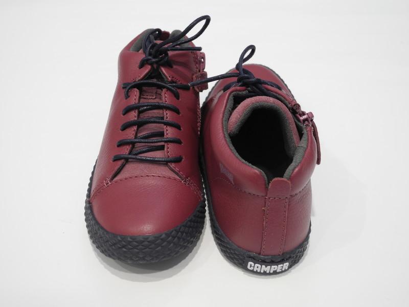 Chaussure semi montante CAMPER fille - Voir en grand