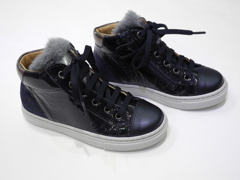 Chaussures montante fille - Voir en grand