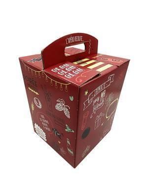 COFFRET 9 BIERES ARTISANALES LOCALES 33CL - CALENDRIERS DE L'AVENT ET COFFRETS CADEAUX - La bulle grenobloise - Voir en grand