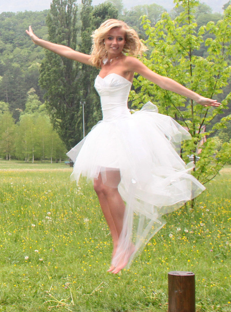 Robe de soiree pour mariage grenoble