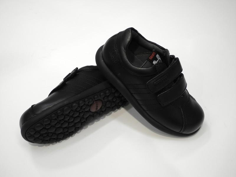 Chaussure CAMPER noir  - Voir en grand