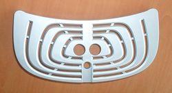 grille support de tasse Xsmall Saeco SUP033R - Pièces détachées et accessoires Saeco - MENA ISERE SERVICE