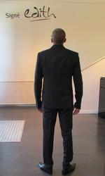 Costume homme sur mesure grenoble signe edith - Voir en grand