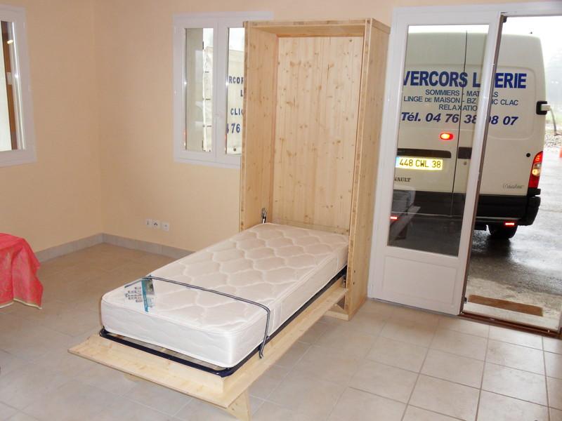 am nagement pont de lit vercors literie. Black Bedroom Furniture Sets. Home Design Ideas